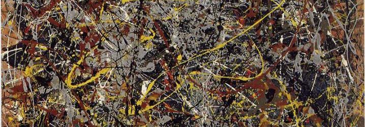 No. 5 - Jackson Pollock