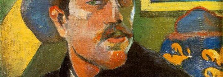 Autoritratto - Paul Gauguin