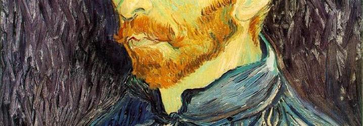 Autoritratto - Vincent van Gogh