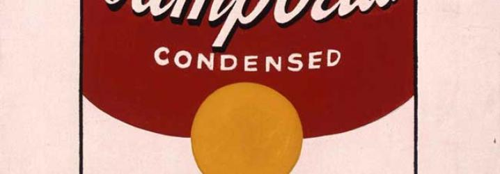 Campbell's Soup - 1962 - Andy Warhol