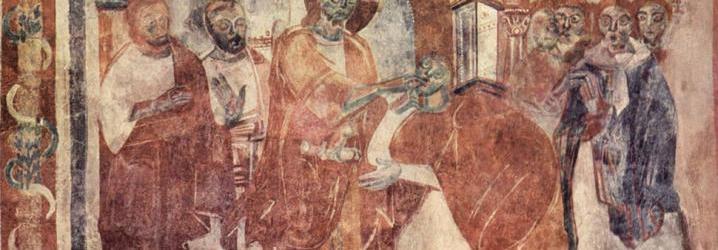 Dipinto Carolingio